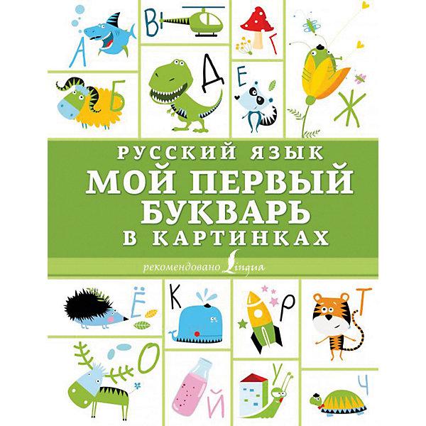 Купить Мой первый букварь в картинках Русский язык , Издательство АСТ, Россия, Унисекс