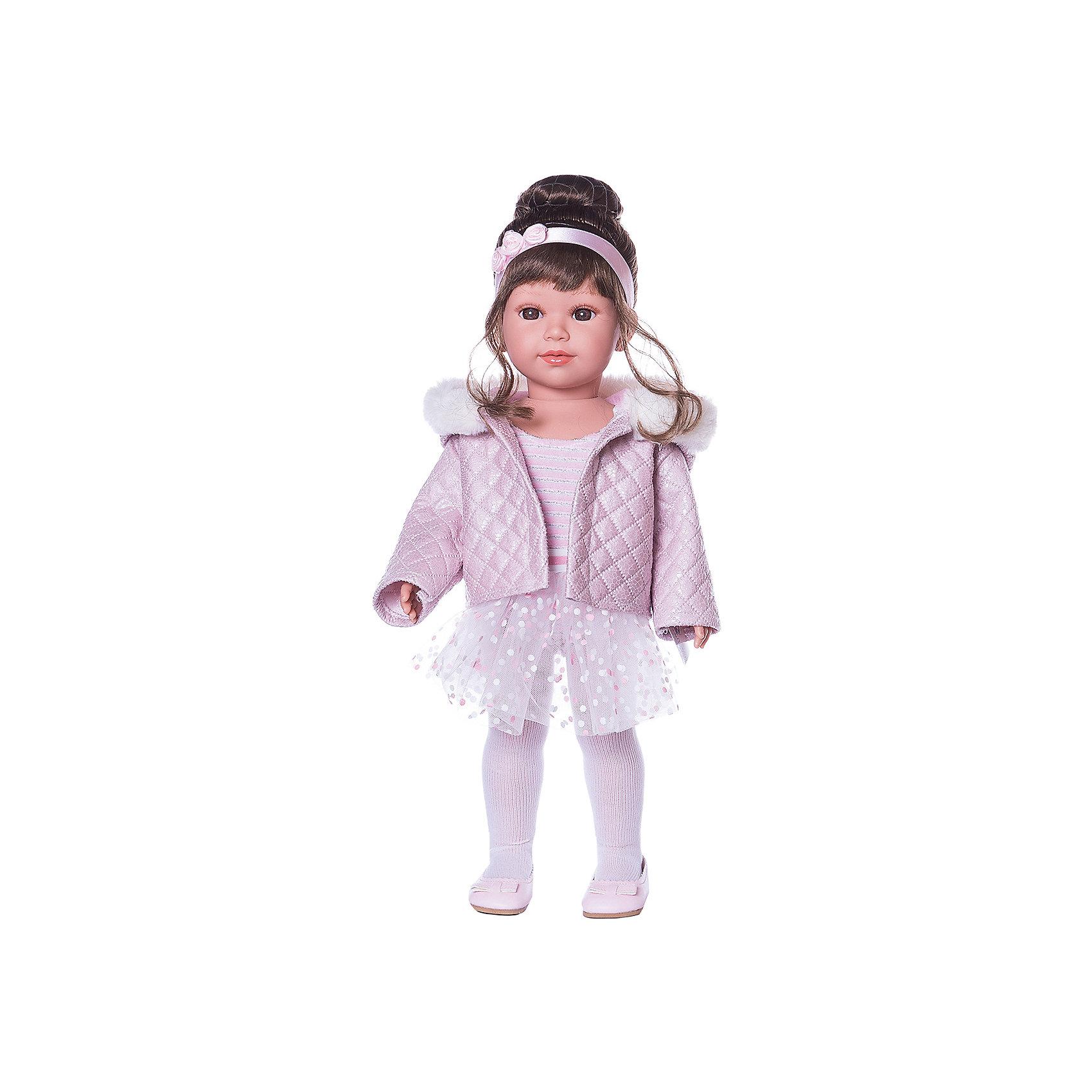 Кукла Vestida de Azul Корал, балерина
