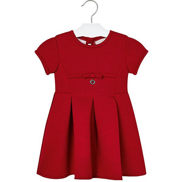 Купить Нарядное платье Mayoral, Китай, красный, 122, 134, 104, 92, 128, 116, 98, 110, Женский