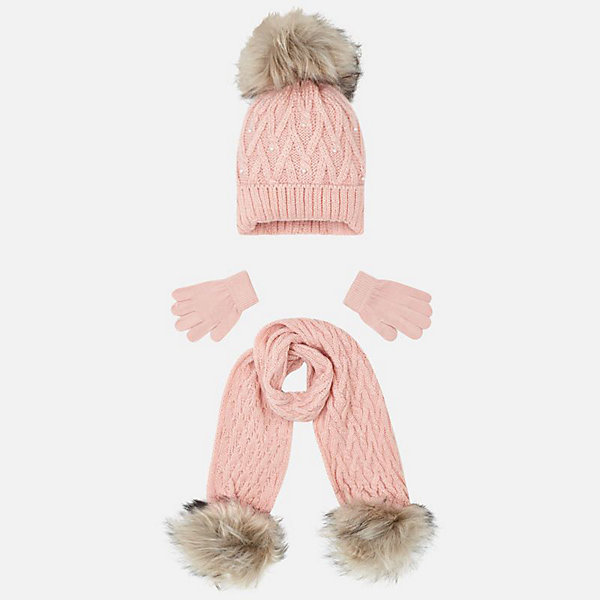 Mayoral Комплект: шапка и шарф