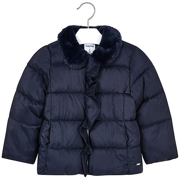 Купить Демисезонная куртка Mayoral, Мьянма, темно-синий, 116, 122, 92, 104, 98, 128, 134, 110, Женский