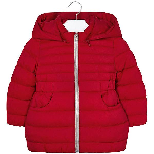 Купить Демисезонная куртка Mayoral, Мьянма, красный, 110, 134, 92, 122, 104, 128, 116, 98, Женский