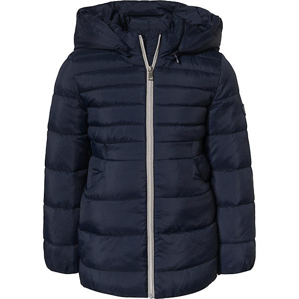 Купить Демисезонная куртка Mayoral, Мьянма, темно-синий, 128, 92, 110, 104, 134, 116, 122, 98, Женский