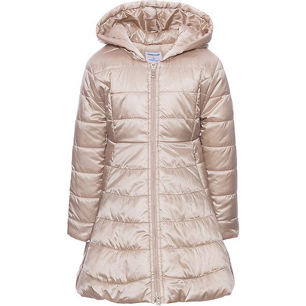 Купить Демисезонная куртка Mayoral, Мьянма, золотой, 98, 104, 134, 128, 92, 110, 122, 116, Женский
