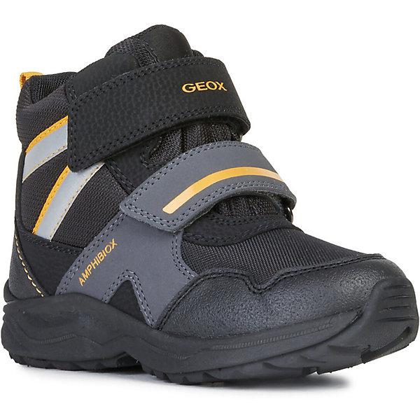 GEOX Утепленные Ботинки Geox