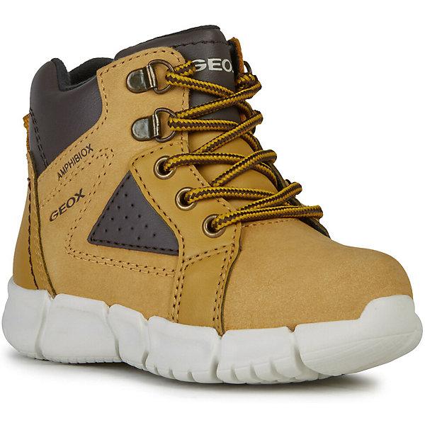GEOX Утеплённые ботинки Geox ботинки geox geox ge347amfslt7