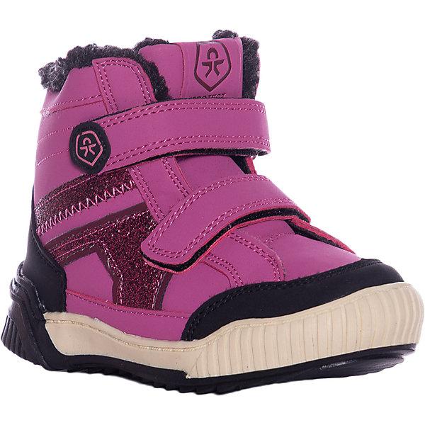 Купить Утеплённые ботинки Color Kids Kemi, Китай, розовый, 31, 25, 33, 29, 22, 23, 32, 30, 28, 27, 24, 26, Женский