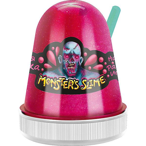 KiKi Слайм Monster Slime Сочная клубника, 130 гр