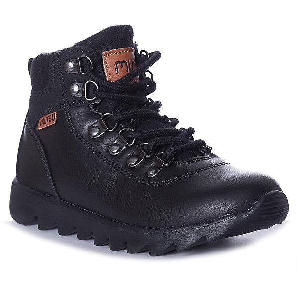 Утеплённые ботинки Mursu 11677820