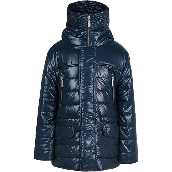 Купить Демисезонная куртка Gulliver, Китай, темно-синий, 134, 158, 128, 170, 152, 164, 122, 146, 140, Мужской
