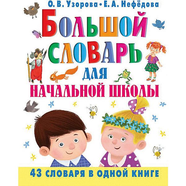 Купить Большой словарь для начальной школы, Издательство АСТ, Россия, Унисекс
