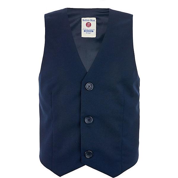Жилет Button Blue 11690816
