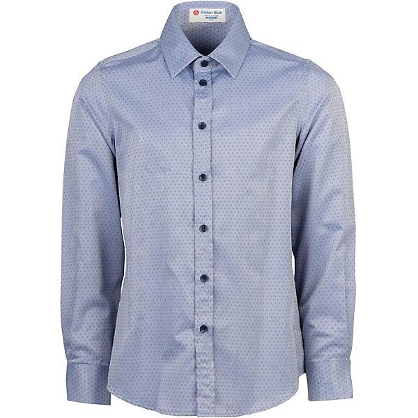 Купить Рубашка Button Blue, Китай, серый, 152, 170, 158, 146, 134, 164, 128, 122, 140, Мужской