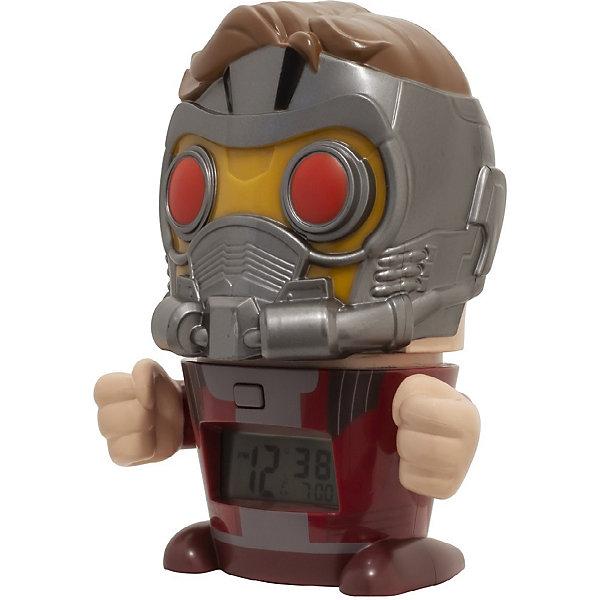 Детское время Будильник Kids Time BulbBotz Marvel «Звездный Лорд» минифигура