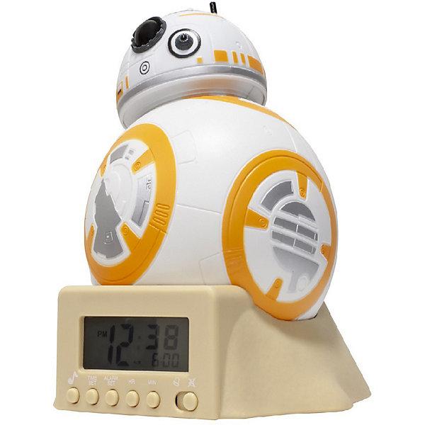 лучшая цена Детское время Будильник Kids Time BulbBotz Star Wars BB-8 минифигура