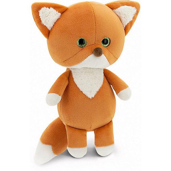 Купить Мягкая игрушка Orange Mini Twini Лисёнок, 20 см, Китай, оранжевый, Унисекс