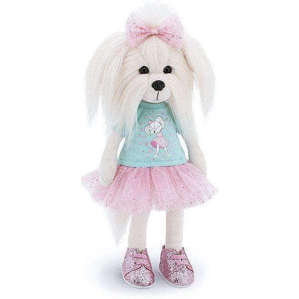 Orange Мягкая игрушка Lucky Doggy Собака Mimi: Мимишный дэб, 25 см