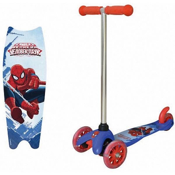1Toy Трехколесный самокат Spider-Man
