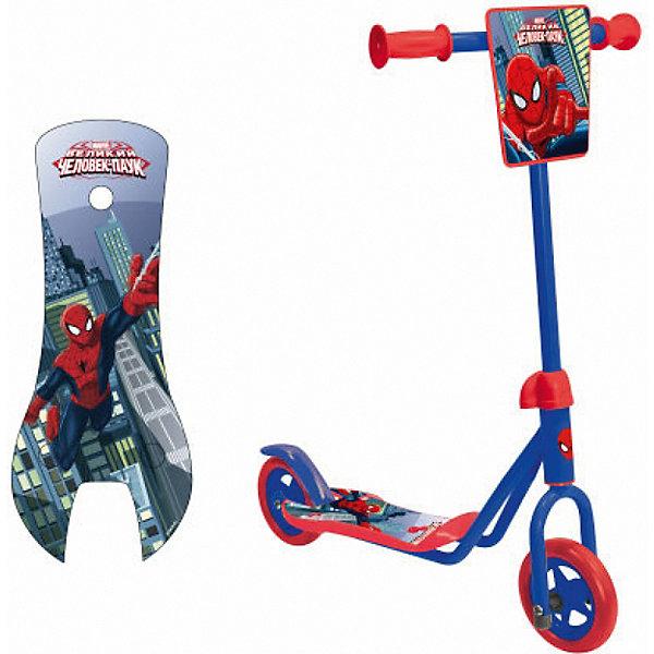 1Toy Двухколесный самокат 1Toy Spider-Man