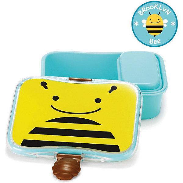 Skip Hop Набор контейнеров для завтрака Skip Hop Zoo Lunch Kit Пчела ланч бокс skip hop пчела sh 212105