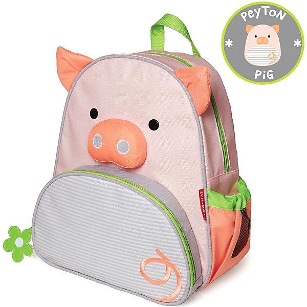 Skip Hop Рюкзак детский Zoo Pack Поросенок