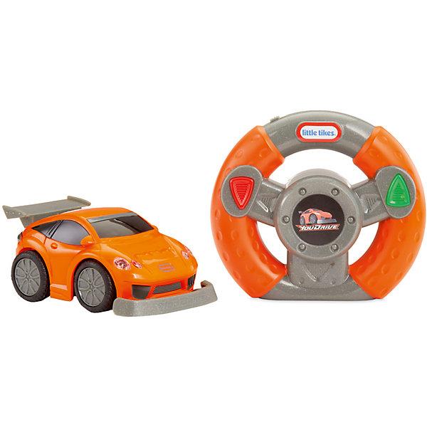 детские игрушки для прыжков little tikes Little Tikes Машинка Little Tikes You Drive Спорткар, оранжевая