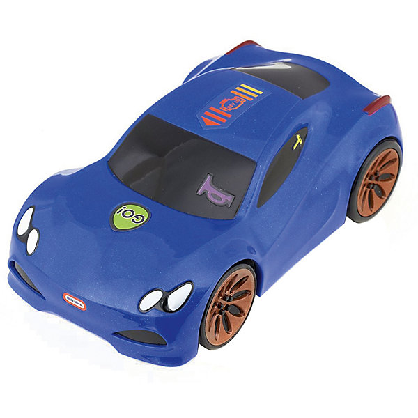 Little Tikes Спортивная машина Легкий старт, синяя