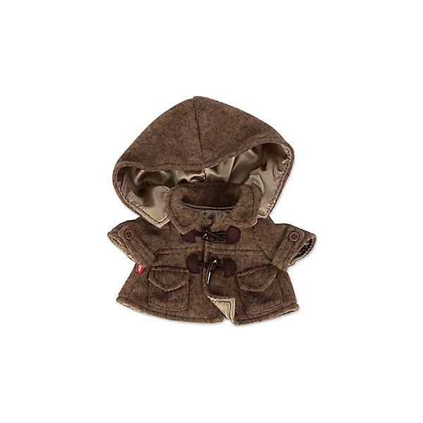 Budi Basa Комплект одежды для Зайки Ми-мальчика, 25 см, коричневое пальто