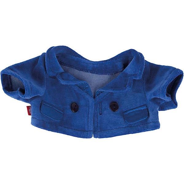 Budi Basa Комплект одежды Budi Basa для Зайки Ми-мальчика, 25 см, синий пиджак