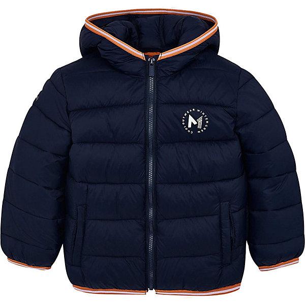 Купить Демисезонная куртка Mayoral, Мьянма, темно-синий, 134, 98, 110, 92, 128, 122, 116, 104, Мужской