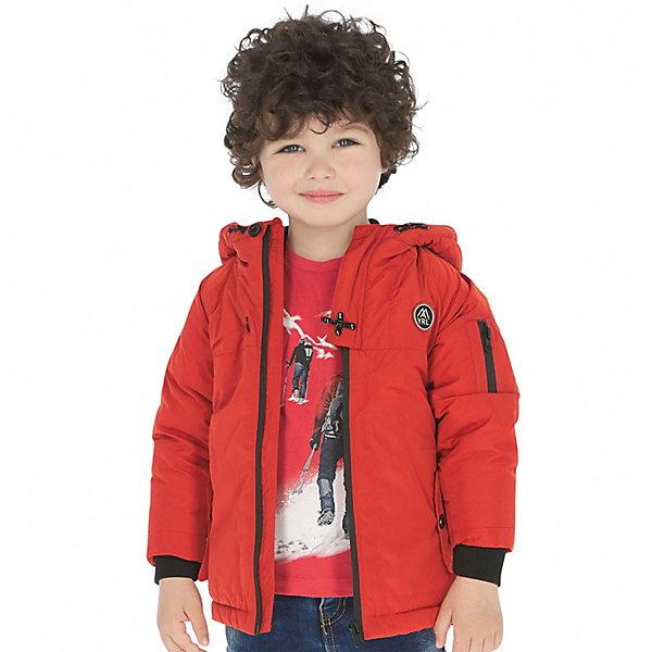 Купить Демисезонная куртка Mayoral, Китай, светло-зеленый, 104, 92, 116, 128, 134, 98, 110, 122, Мужской