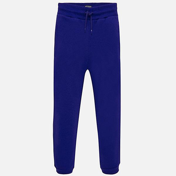 Купить Спортивные брюки Mayoral, Китай, синий, 128, 160, 140, 152, 167/172, 164, Мужской