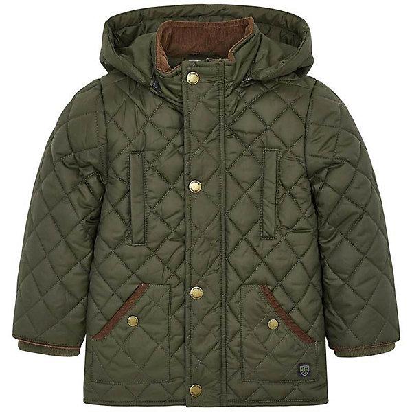 Демисезонная куртка Mayoral фото
