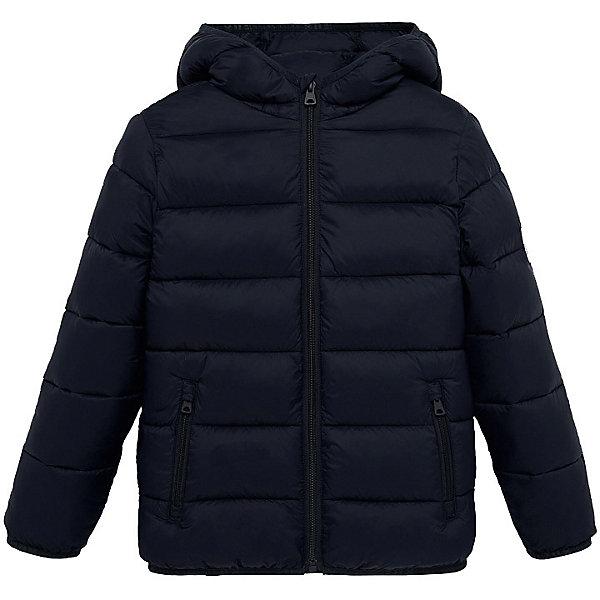 Купить Демисезонная куртка Mayoral, Мьянма, темно-синий, 140, 164, 160, 128, 167/172, 152, Мужской