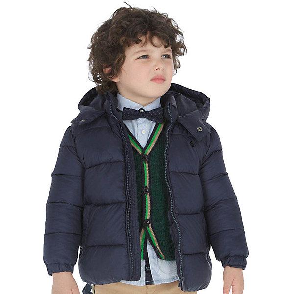Купить Демисезонная куртка Mayoral, Мьянма, темно-синий, 122, 134, 104, 116, 92, 98, 128, 110, Мужской