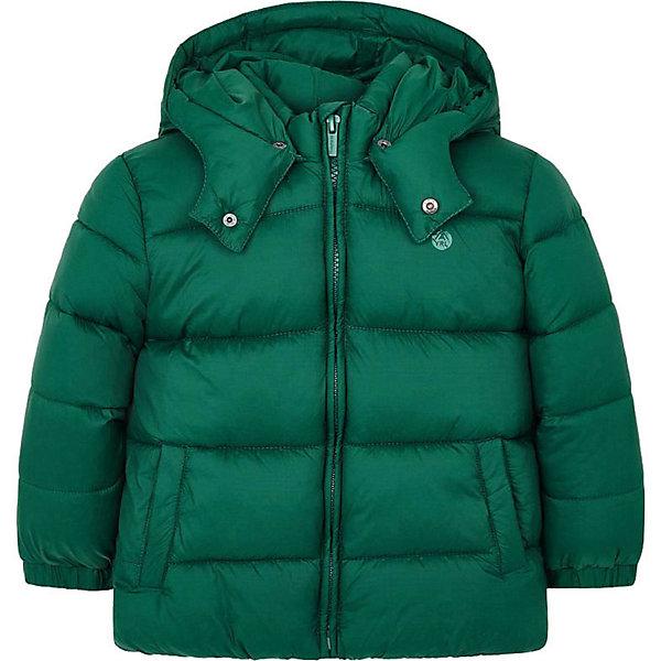 Купить Демисезонная куртка Mayoral, Мьянма, зеленый, 110, 134, 98, 104, 122, 128, 116, 92, Мужской
