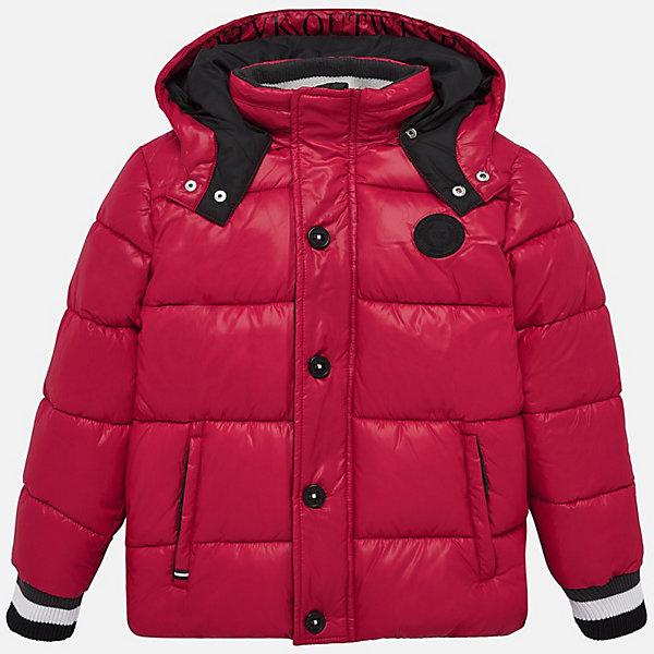Купить Демисезонная куртка Mayoral, Китай, красный, 164, 128, 160, 152, 140, 167/172, Мужской