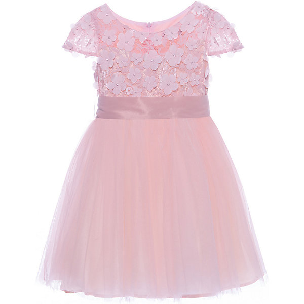 Купить Платье нарядное Unona D'art, Китай, разноцветный, 116, Женский