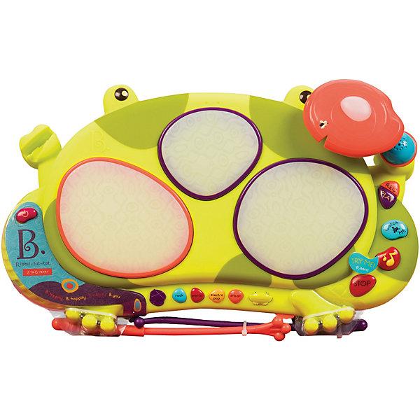 B.Toys Мульти-барабан Лягушка