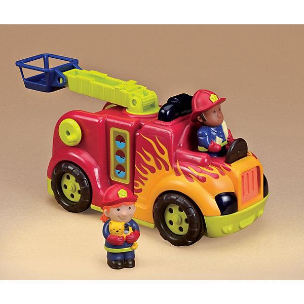 B.Toys Пожарная машина с подъемником B.Toys