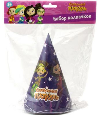 Сказочный патруль Набор колпачков ND Play «Сказочный патруль», фиолетовые
