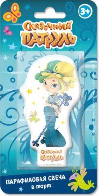 Сказочный патруль Парафиновая свеча в торт ND Play «Сказочный патруль» (Снежка) недорого