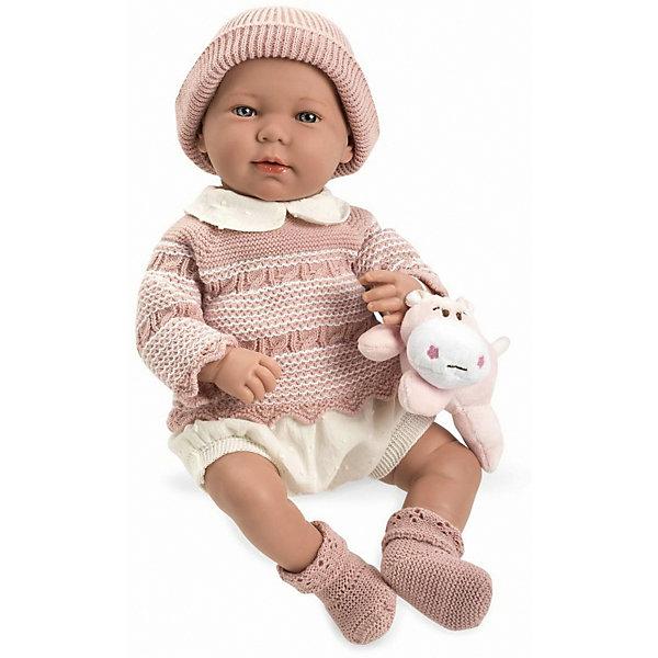 Купить Кукла-пупс Arias с конвертом, звук, 45 см, Испания, разноцветный, Женский