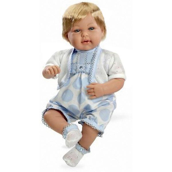 Arias Кукла в одежде с кристаллами Swarovski, 45 см