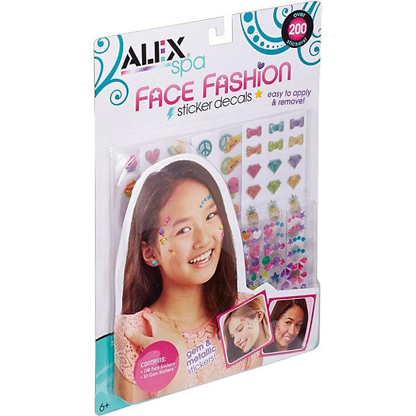 ALEX Набор Alex «Стикеры для украшения лица»