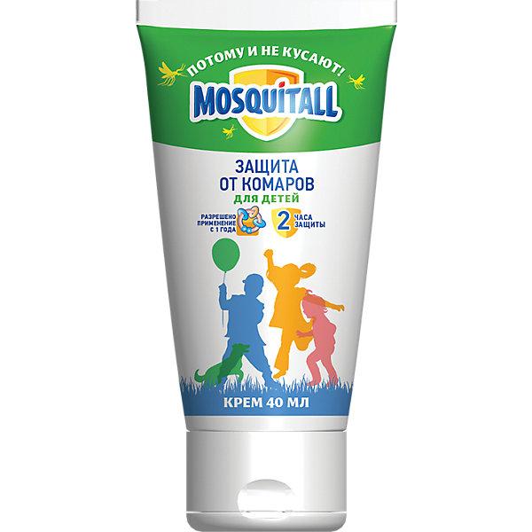 MOSQUITALL Крем от комаров Mosquitall нежная защита, 40 мл