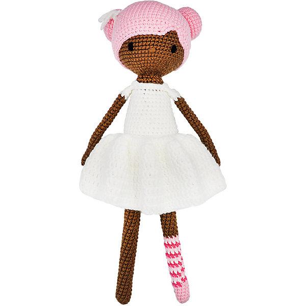 Niki Toys Вязаная игрушка Кукла Джульетта, 40см