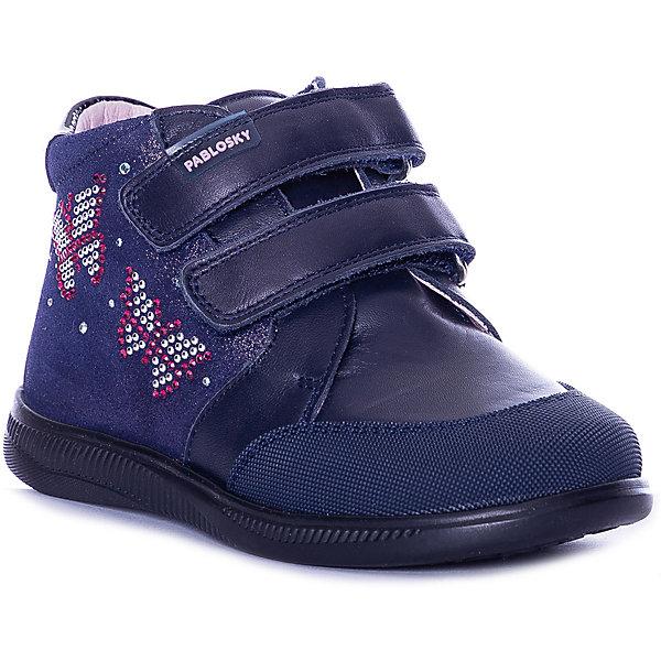 Pablosky Ботинки Pablosky детские ботинки с нескользящей подошвой other 1 3