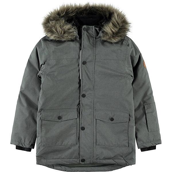 name it Утепленная куртка Name it куртка утепленная bazioni bazioni mp002xm0qszm