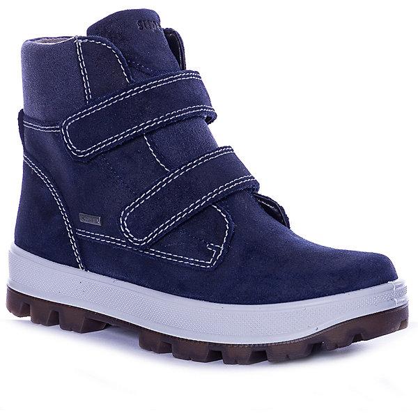 Утепленные ботинки Superfit 11837827